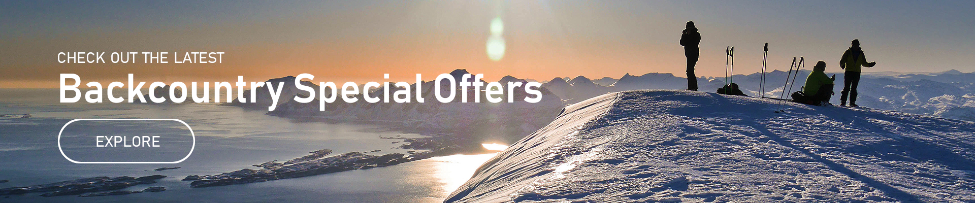 Backcountry and Ski Touring Special Offers