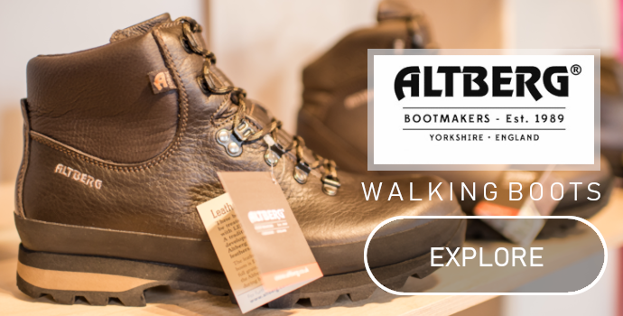 Altberg walking boots