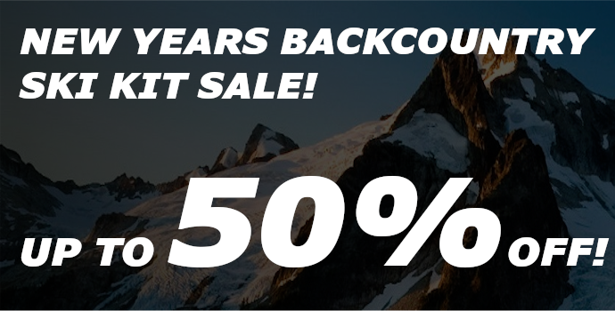 Backcountry Ski sale special offers
